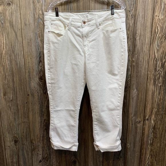 Levi's Denim - Signature Levi's  Strauss white jeans